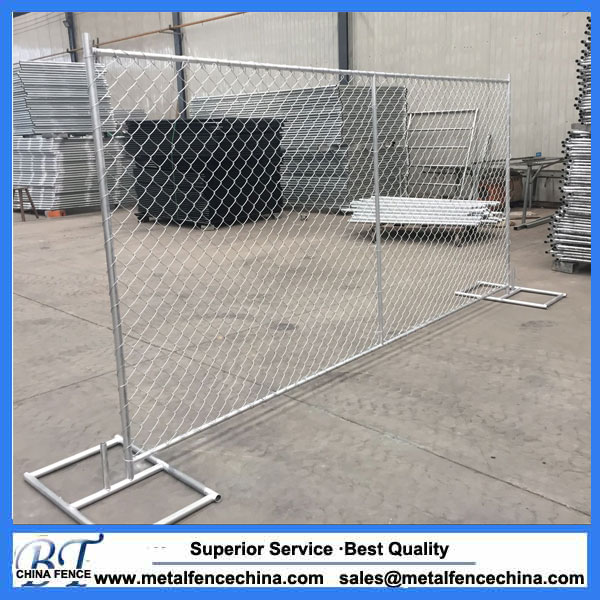 Temp Construction Fence Panels